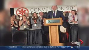 Sask. NDP shows off fresh faces at convention