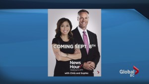 Coming up on the News Hour…Sophie Lui!