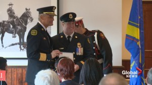 27 Calgarians recognized for bravery by Calgary Fire Department