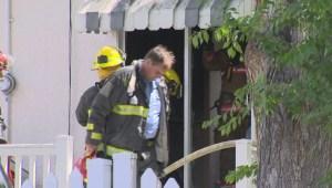 Winnipeg fire crews extinguish fire in Chalmers area