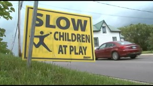 Yarker residents concerned about speedy drivers in their neighbourhood