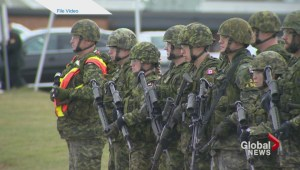 "'It's great for the military"" – reaction to mental health support for the Canadian Forces"