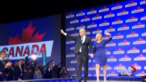 Conservatives meet in Vancouver for first party convention since election loss