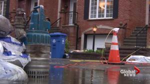 Sainte-Anne-de-Bellevue braces for flooding