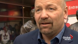 'We always have a chance': Wendel Clark on Maple Leafs' Stanley Cup hopes