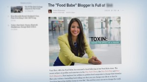 Food Babe versus Science Babe in a very public war of words