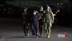 Where will 'El Chapo' be held?