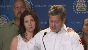 Amber Alert: Calgary family's emotional plea