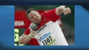 Dylan Armstrong to receive 2008 Olympic bronze medal for shot put