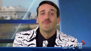Who has the best stache? Mr. Pharmacy raises money for Movember