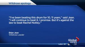 Wildrose leader Brian Jean apologizes for comment about Premier Rachel Notley