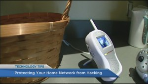 Protecting your home network from hacking