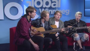 Winnipeg's Panicland performs new single