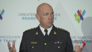 RCMP commissioner floats idea of union