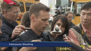 Raw: Yaletown shooting press conference