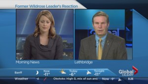 Hinman reacts to PC-Wildrose merger