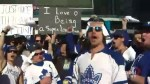 Fans prepare for game six with the Leafs season on the line
