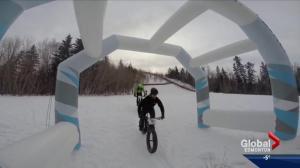 Fat bikes extend cycling season into the winter