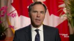 Prudent to include contingency funds for possible challenges around the corner:Morneau
