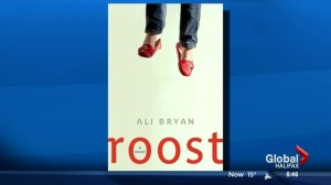Roost selected by One Book Nova Scotia
