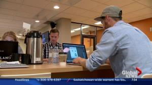 Launch Pad: New co-working space opens up in Saskatoon