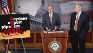Democratic senators explain why Keystone bill failed