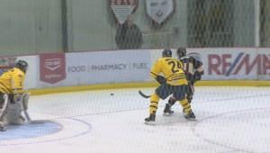 HIGHLIGHTS: MJHL Neepawa vs Winnipeg