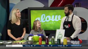 Glow Juicery shares some family friendly recipes