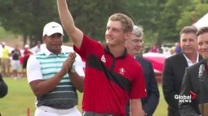 Canadian Jared du Toit calls 2016 RBC Canadian Open experience 'unbelievable'