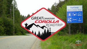 Great Canadian Corolla Road Trip – Tofino