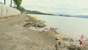 Okanagan prepares for another windstorm with repair jobs in certain areas to prevent further erosion
