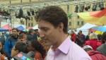 Trudeau comments on U.S. supreme court gay marriage decision