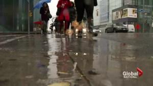 Hurricane Patricia's remnants slam Ontario