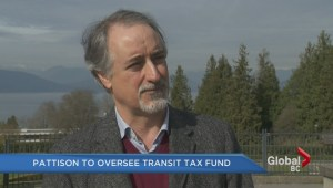 Will Pattison get people out to vote yes in transit plebiscite?