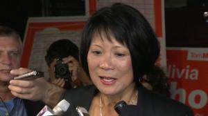 Federal Election 2015: Chow says she's unsure about political future