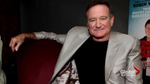 Robin Williams' widow reveals actor's illness