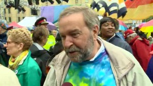 Mulcair comments on U.S. supreme court gay marriage decision