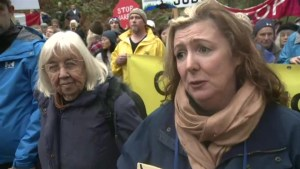 High profile help for Burnaby Mountain protesters