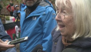 High profile help for Burnaby Mountain protestors