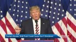 U.S. government faces partial shutdown over Trump's Mexico wall plan