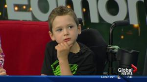 Kids With Cancer: Declan