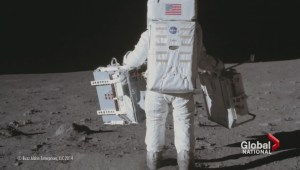 45 years since moon walk
