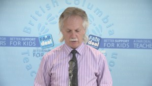 Jim Iker: BCTF calls for mediation