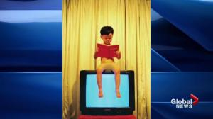 Art or porn? MAC photo of little girl causes stir
