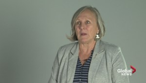 Raw video: Lethbridge East MLA Maria Fitzpatrick opens up about domestic abuse