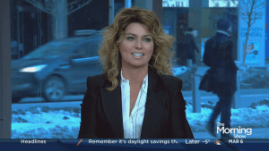 Shania Twain interview Pt.2