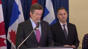 Mayor Tory talks about his music business trip to Austin, TX for South by Southwest music festival