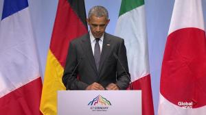 President Obama reacts to FIFA corruption charges, investigation
