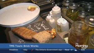 TMS Tours: Café Belong at the Brick Works