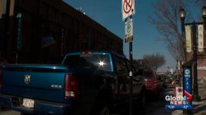 City of Edmonton asking citizens to report parking complaints to 311